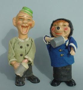 buveur-de-biere hérisson Rolly Toys